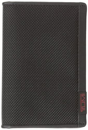 03. Tumi Men's Alpha Multi-Window Card Case