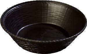 Carlisle 652403 WeaveWear Round Serving Basket, 9