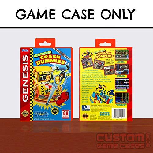 Amazon.com: Sega Genesis Incredible Crash Dummies, The ...
