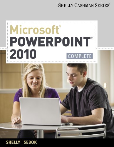 Microsoft PowerPoint 2010: Complete Pdf