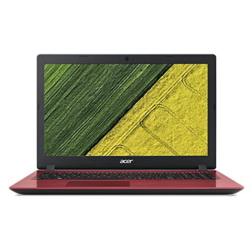Acer Aspire A315 Celeron 15.6 inch Red