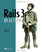 Rails 3 in Action Front Cover
