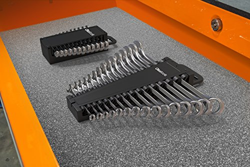 Olsa Tools Portable Wrench Organizer   15-Slot Wrench Holder for Organizing Wrenches   Black by Olsa Tools (Image #4)