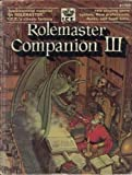 img - for Rolemaster Companion by Don Coator (1989-06-06) book / textbook / text book