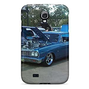 AonofnX3535VPCyH Anti-scratch Case Cover WilliamMorrisNelson Protective Wow What A Car Case For Galaxy S4