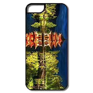 Chinese Pagoda Favorable Hard Case For IPhone 5/5s