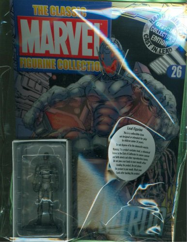 ULTRON - NEW Figure Only CLASSIC MARVEL FIGURINE COLLECTION 10cm