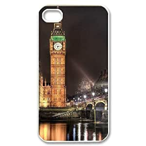 Big Ben Personalized Cover Case with Hard Shell Protection for iPhone 5c Case lxa#233187