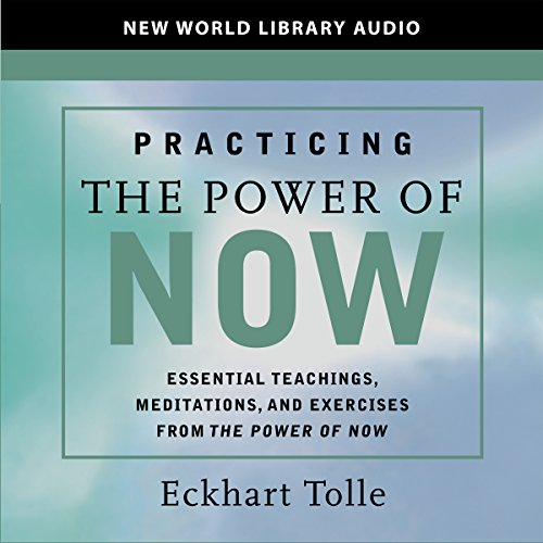 Practicing the Power of Now Audiobook [Free Download by Trial] thumbnail