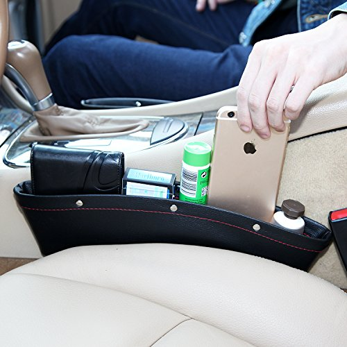 Sunoom Car Seat Side Pocket Organizer And Console Gap
