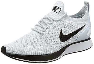 Nike W Air Zoom Mariah FK Rac - 917658001 - Color Black-White - Size