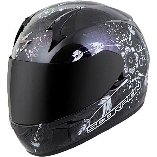 Scorpion EXO-R320 Dream Bike Motorcycle Helmet - Black/Medium