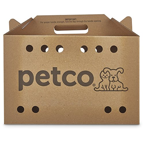 Petco Cardboard Cat Carrier, 18.5