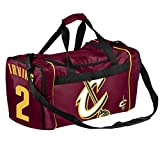 Cleveland Cavaliers Kyrie Irving #2 Core Duffel Bag