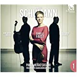 Schumann: Violin Concerto Wo01; Piano Trio No. 3 Op. 110 [1CD + 1DVD]
