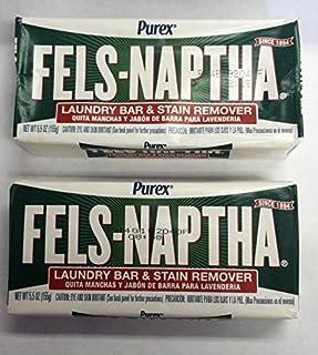 2-5.5 Oz. Bars Fels-Naptha Soap by Purex (B00D6PIVOI) | Amazon price tracker / tracking, Amazon price history charts, Amazon price watches, Amazon price drop alerts