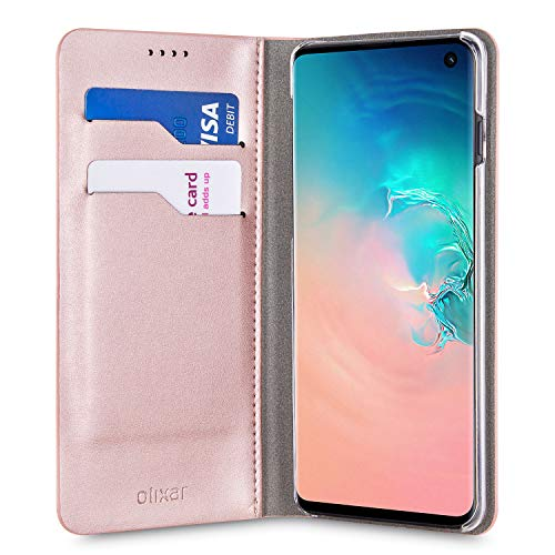 Olixar - Wallet Case Compatible with Samsung...