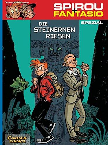 Spirou & Fantasio Spezial 2: Die steinernen Riesen