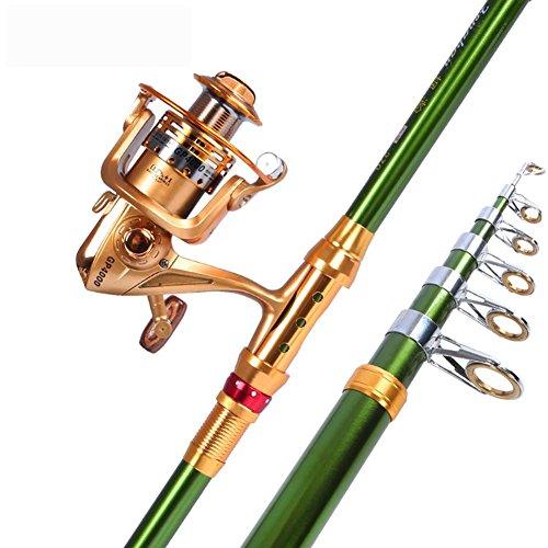 à pêche Cannes de 3m super dur pêche Poteau à Combat la pêche et de Thunder long mer tir poteau MIAO Pigeon dur mer de Bar de RqX0Xd