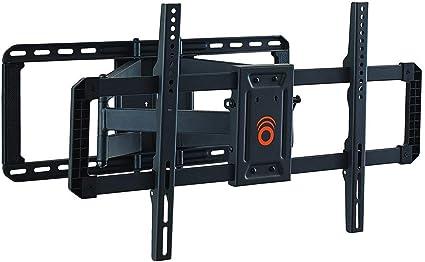 ECHOGEAR movimiento completo articulado soporte de pared para televisor soporte de pared para TV de 42