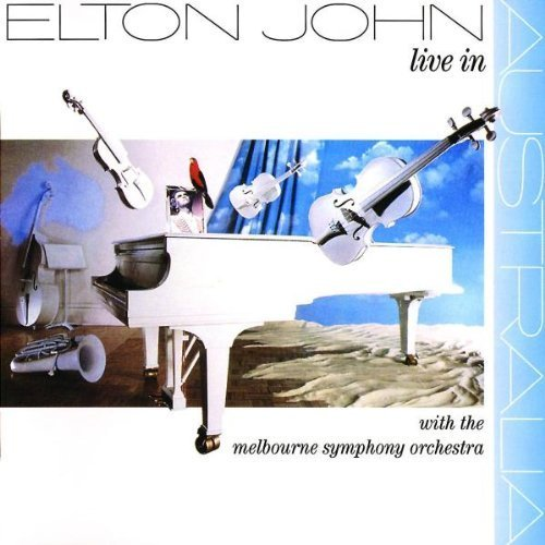 Live in Australia Original recording reissued, Original recording remastered Edition by John, Elton (2001) Audio CD