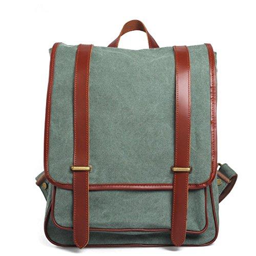 Neu, Retro, Persönlichkeit, Mode, Outdoor Tasche, Rucksack, Leinentasche, B0116