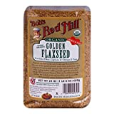 Bob'S Red Mill Golden Flaxseed 24 Oz (Pack of 4) - Pack Of 4