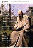 Pillars in the History of Biblical Interpretation, Volume 1: Prevailing Methods before 1980 (Mcmaster Biblical Studies Series)