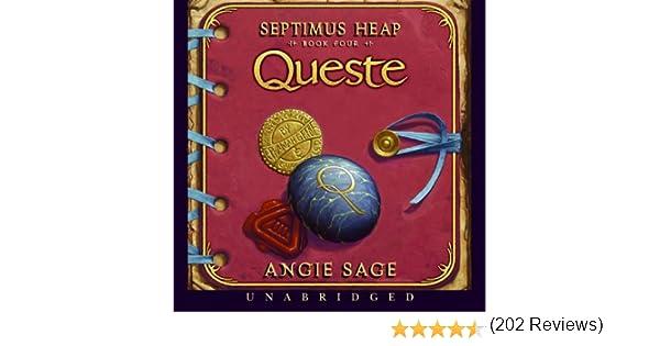 com queste septimus heap book four audible audio com queste septimus heap book four audible audio edition angie sage gerard doyle harperaudio books