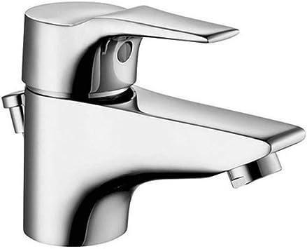 Zucchetti Grifo monomando para lavabo serie Flat grifo cromado cromado