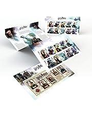 Harry Potter Affixed Stamp Presentation Pack