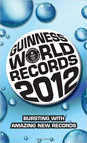 Pity, guinness world records are mistaken