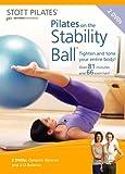 STOTT PILATES Pilates on the Stability Ball DVD 2 DVD Set