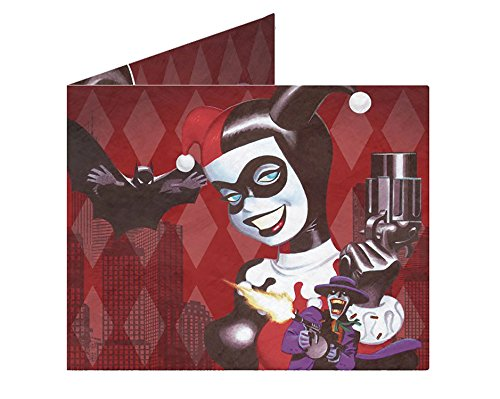 Dynomighty Design DC Heroes Harley Quinn Made Love Mighty (Dynomighty Design)