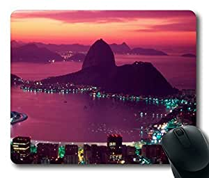 Beautiful Night,Rectangle mouse pad