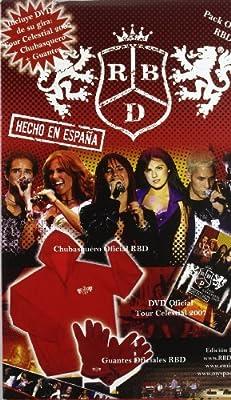 Tour Celestial 07-Hecho en Esp [Alemania] [DVD]: Amazon.es: Rbd: Cine y Series TV