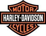 Brewster Gravity 258-67117C Pre-Pasted Non-Woven Harley Precut Logo Poster, 18-Inch Wide by 14-Inch High