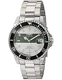 Invicta Men's 16131 Pro Diver Analog Display Japanese Automatic Silver Watch