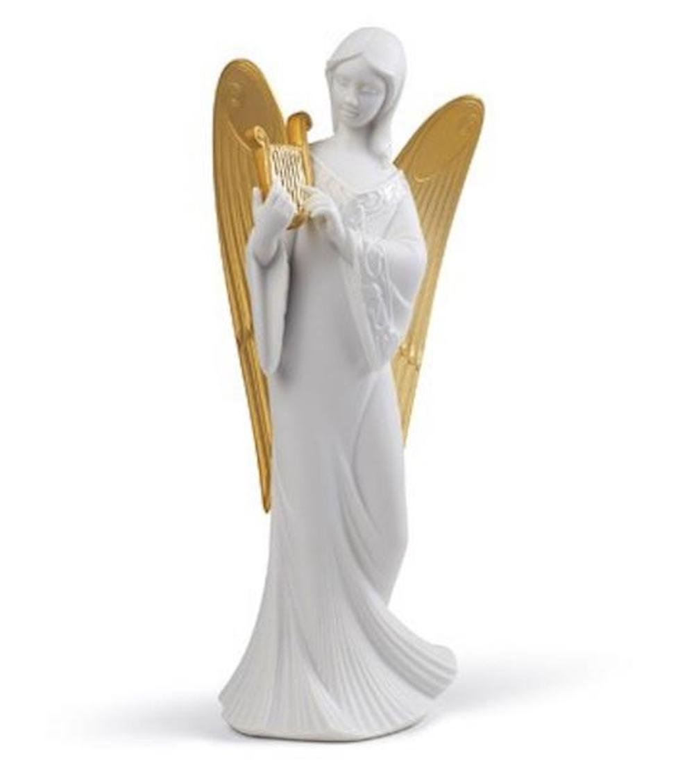 Lladro CELESTIAL MELODY (TREE TOPPER) (RE-DECO)