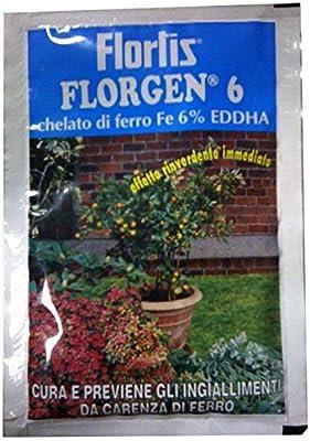 florgen 6 50 gr flortis Fertiliser: Amazon co uk: Garden