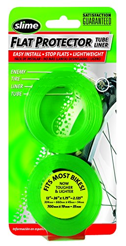 Slime Tire Liner - Slime 20093 Tube Protector, One Size Fits Most (Pack of 2)