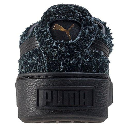 Puma - Puma Suede Platform Elemental Black Multicolor