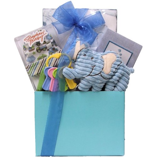 Great Arrivals Baby Gift Basket, It's a Boy