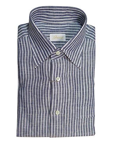 brioni-mens-blue-striped-linen-long-sleeve-shirt-size-s