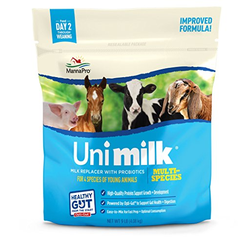 Manna Pro Unimilk 22-15 Milk Replacer, 3.5 - Milk Uni
