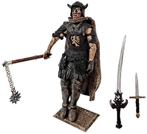 Army of Darkness Series 2 Army Builder Deadite Captain Action (Action Figure Army Builder)