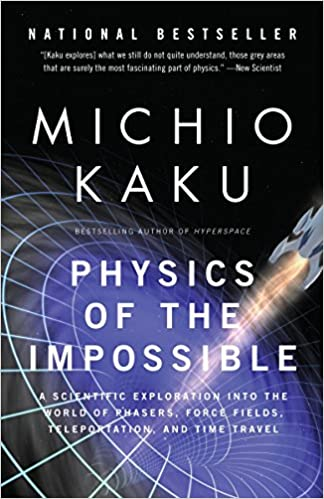Image result for michio kaku physics of the impossible