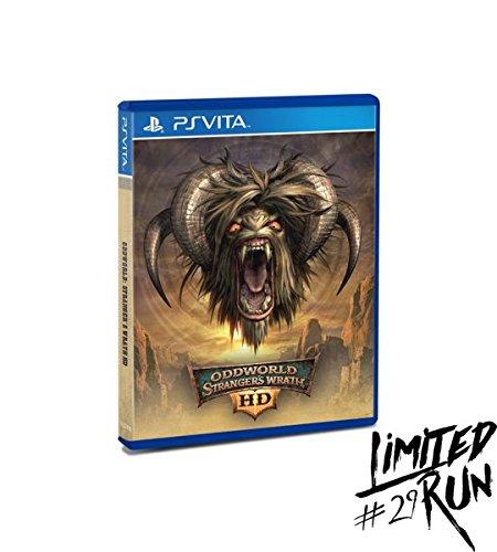 Oddworld: Stranger's Wrath HD - Vita (Limited Run #29)
