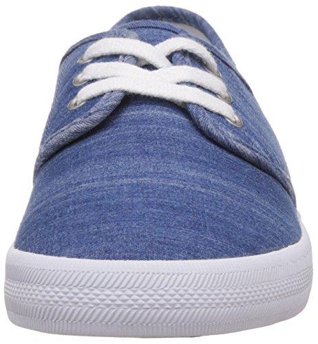 Roxy Roxy Damen Hermosa Lace Up Shoes - Zapatillas para mujer Azul - Blau (Light Blue LBL)
