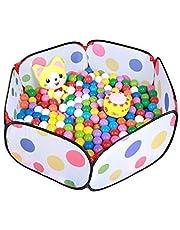 Gearmax® Speeltent voor kinderen, ballenbad, 1,2 m